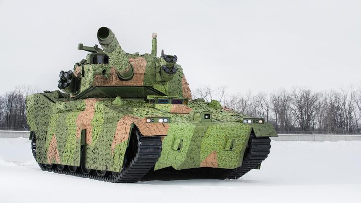 米陸軍は二つの新世代の軽戦車(MPF)の候補を発表