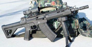 中国人民解放軍の次期主力小銃QBZ-191(191式自動歩槍)