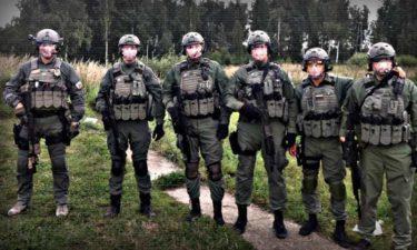 ザスローン部隊|防壁を意味するロシアの特殊部隊