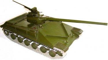 T-74|革新的な設計だった幻のソ連戦車