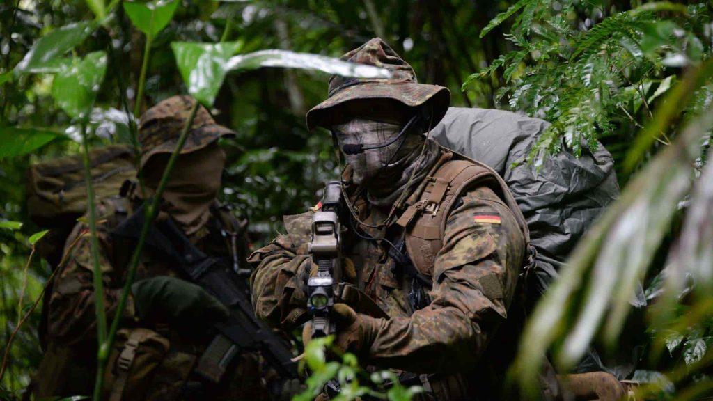 KSK|ドイツ陸軍のエリート特殊部隊