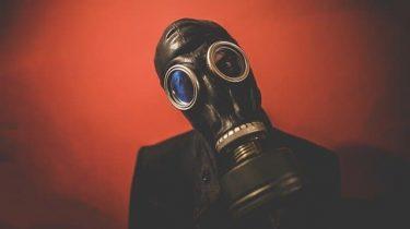 ガスマスクを着けたキャラクター・人物9選
