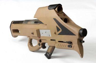 STK SSW|スウェーデンの次期分隊支援武器に開発されたグレネードランチャー