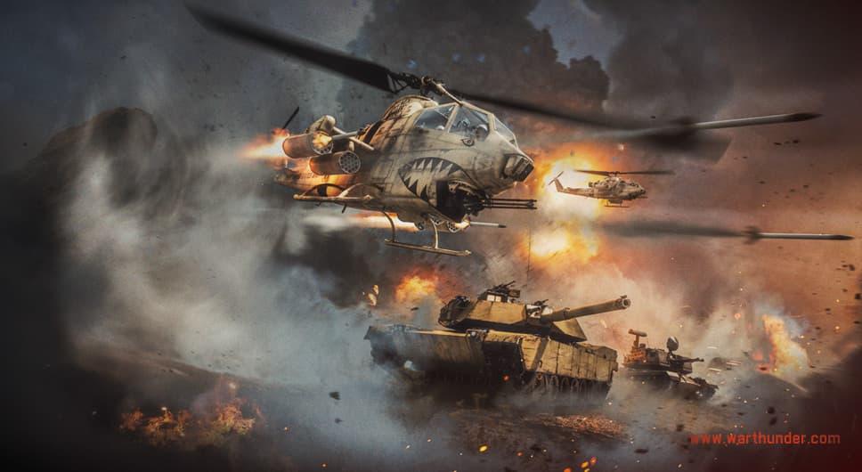 社会的距離を取るために戦車兵はWar Thunderで訓練する