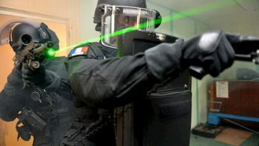 RAID|フランス国家警察特別介入部隊とは?装備は?