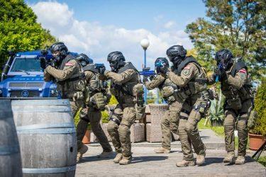 EKO Cobra|コブラ部隊と呼ばれるオーストリアの対テロ特殊部隊