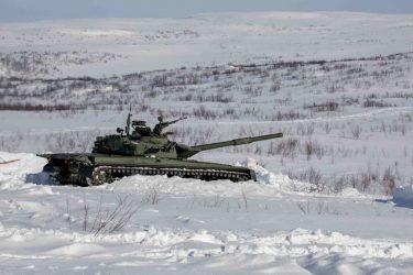 ロシアがレーダー検知を70%削減する新しいカモフラージュ素材を開発