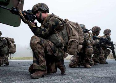 CEC|フランス軍の標準迷彩