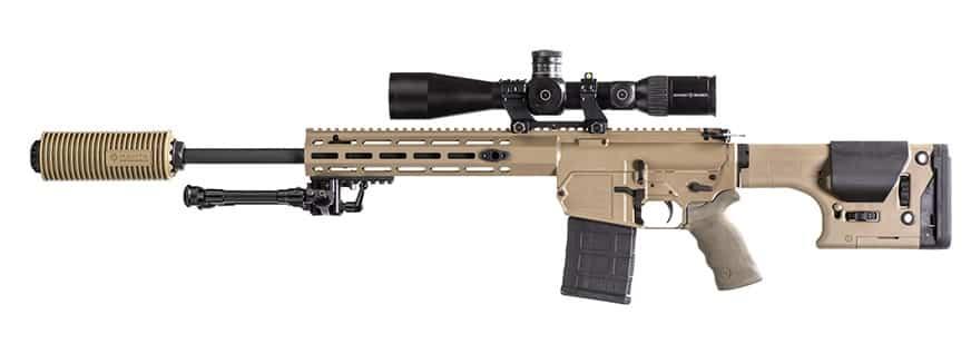 コルト・カナダC20|カナダ軍の新しい狙撃銃