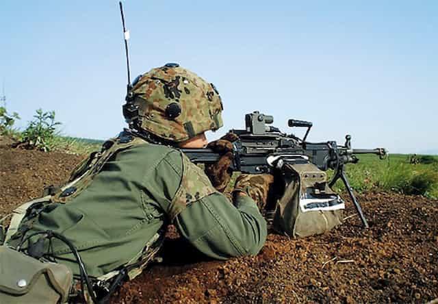 自衛隊の部隊訓練評価隊