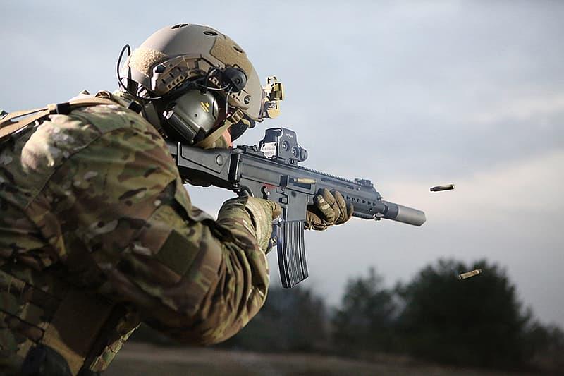 HK433|ドイツ連邦軍の新しいアサルトライフル候補
