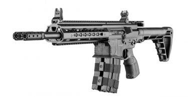 Gilboa DBR SNAKE|2つのバレルを持つAR-15ライフル