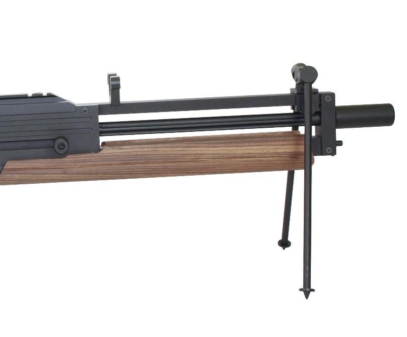 WA2000|176挺しか製造されなかった高価な狙撃銃