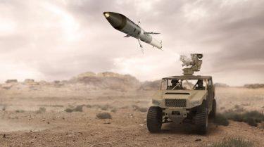 BAEシステムズがAPKWSレーザー誘導ロケットの地上発射実験に成功