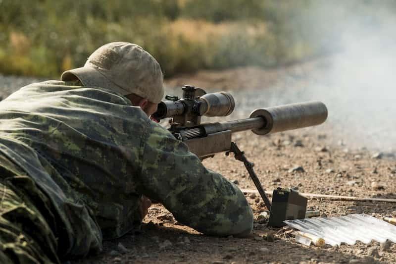 TAC-50|数々の狙撃記録を塗り替えた狙撃銃
