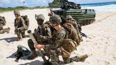 米海兵隊に新設される海兵隊沿岸連隊(MLR)とは