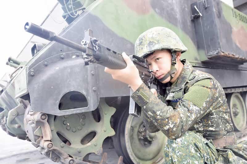T-91|台湾・中華民国国軍の主力小銃
