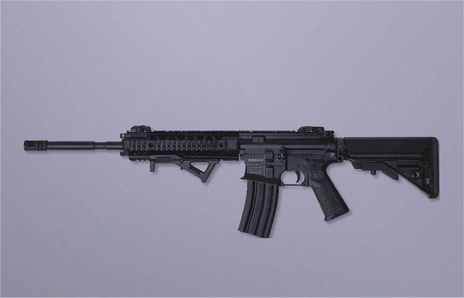 韓国軍特殊部隊が次期アサルトライフルとしてDSAR-15Pを採択