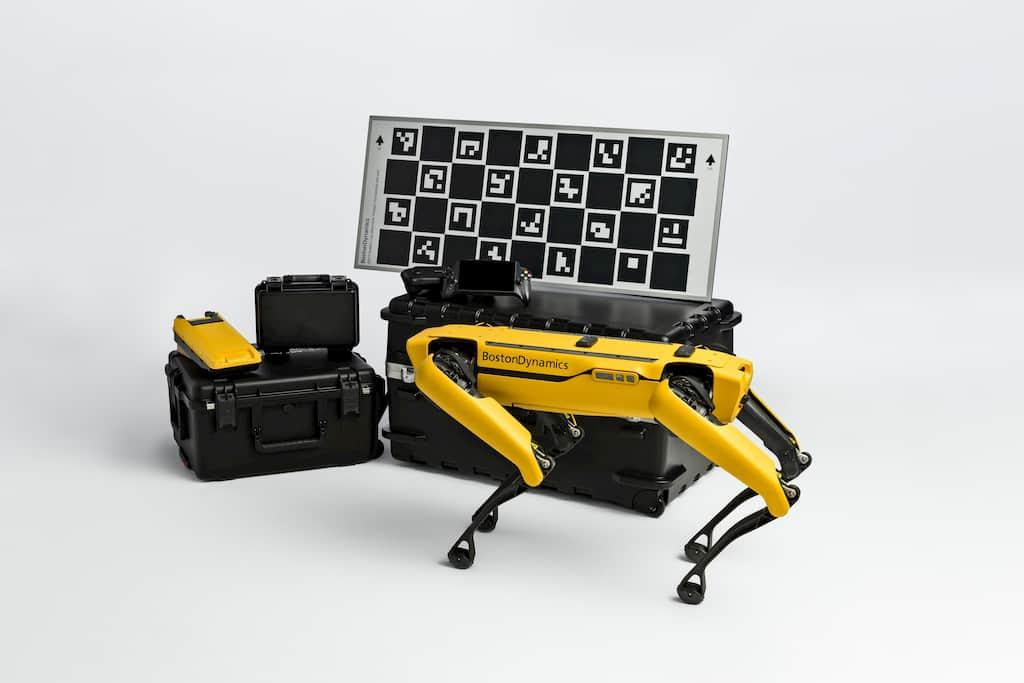 Boston Dynamicsの犬型ロボットSpotが一般でも購入可能に