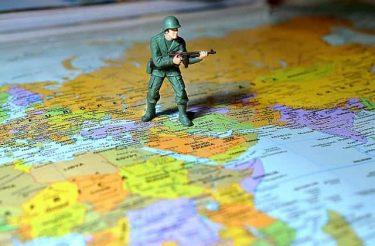 戦争・紛争・内戦の違い