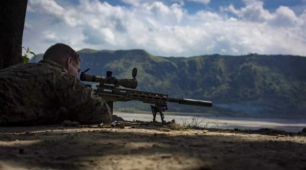 狙撃の世界最長記録ランキングTop20