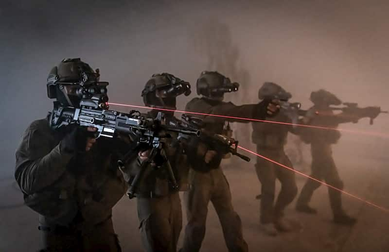 イスラエル空軍は新しい特殊部隊を創設し、特殊作戦軍化する