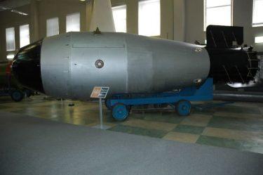 世界で最も強力な兵器「ツァーリ・ボンバ」その衝撃波は世界を三周する
