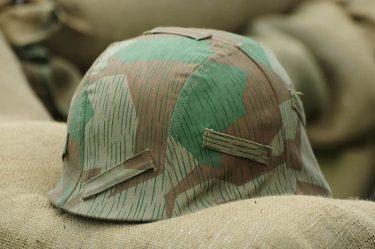 スプリッター迷彩|1920年代にドイツ国防軍が開発した破片迷彩