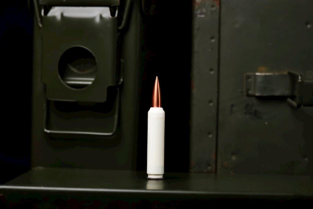 米軍の次世代火器NGSWに採用される6.8mm弾とは