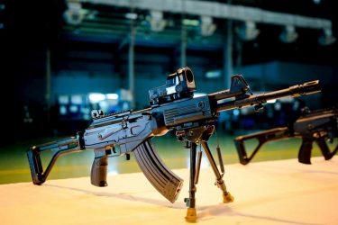 STV-380|ガリルACEをベースにしたベトナム人民軍の新しい主力小銃