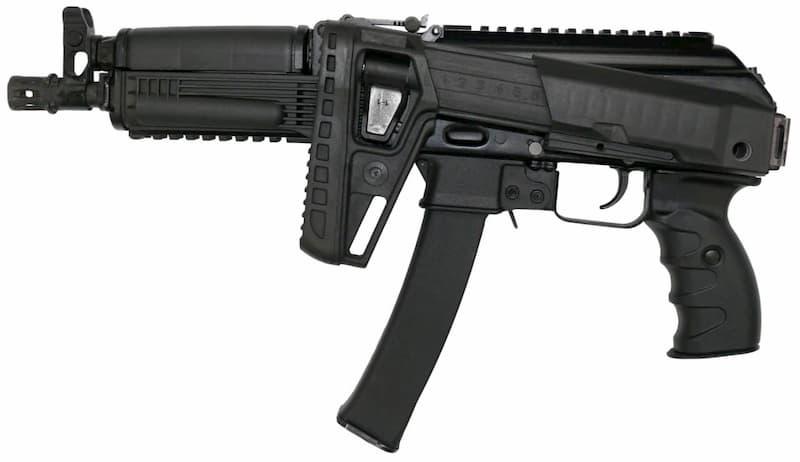 PPK-20サブマシンガン