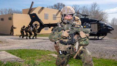 弾薬不明に右翼思想、ドイツ陸軍特殊部隊KSKは解散する!?