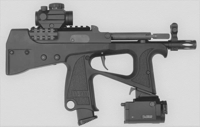 PP-2000|世界で最も軽い部類に入るSMG