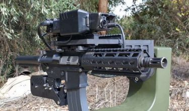 SMART SHOOTERが遠隔操作兵器「スマッシュホッパー」を発表