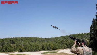 SpearUAVがグレネードランチャーで発射するドローンNinoxを発表