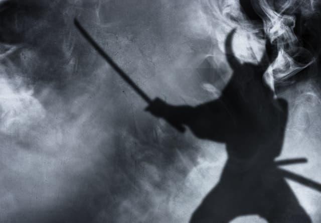 ゴーストオブツシマをプレイして思ったけど、なぜ?侍は盾を持たない?