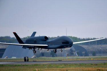 航空自衛隊の無人航空機部隊に配備されるグローバルホークとは?