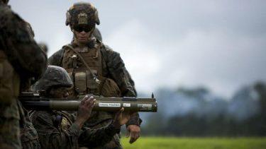 米海兵隊は新しいM72FFEロケットランチャーの配備を計画しています