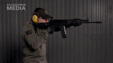 カラシニコフがNATO仕様の5.56mm小銃AK-19を発表