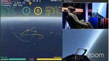 AIが人間の操縦するF-16戦闘機にドッグファイトで完璧に勝利する