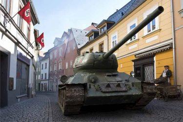 T-34 レジェンド・オブ・ウォー|これまでにない戦車映画|レビュー、ネタバレ