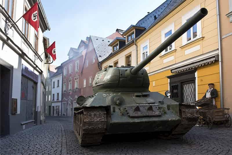 T-34 レジェンド・オブ・ウォー|これまでにない戦争映画|レビュー、ネタバレ
