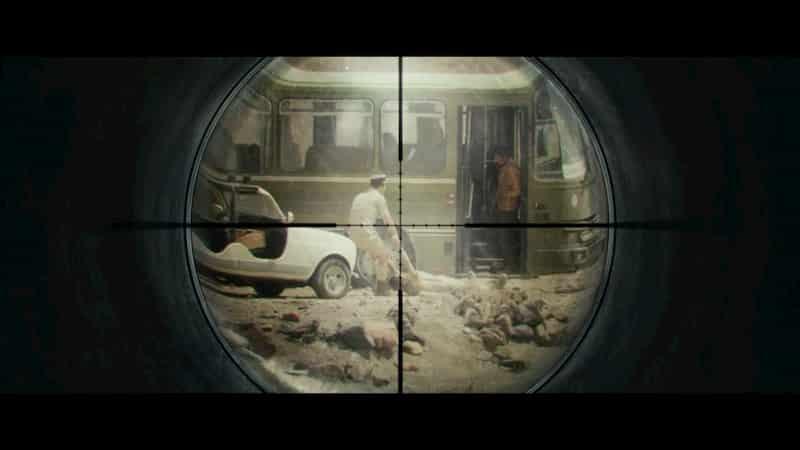 15ミニッツ・ウォー|GIGNの狙撃手が凄い!|レビュー、ネタバレ