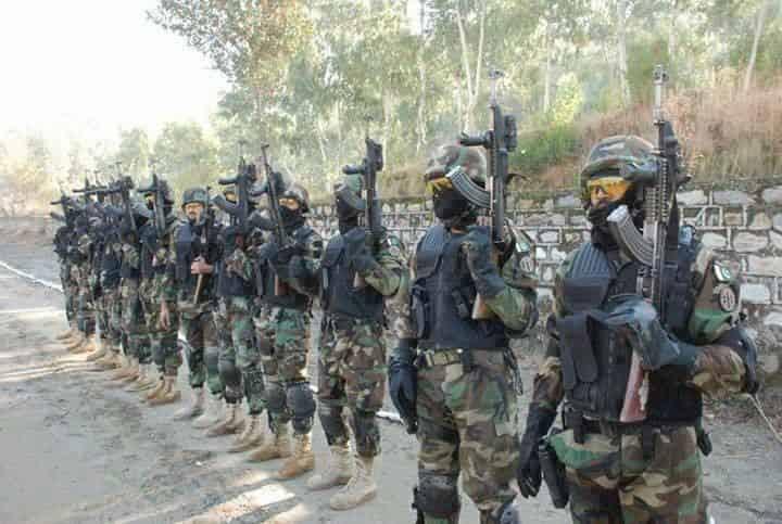 SSG|中東最強のパキスタン軍特殊部隊
