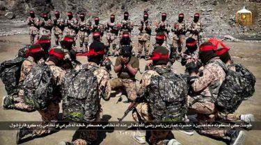 テロリストの特殊部隊!タリバン赤の部隊「レッドグループ」