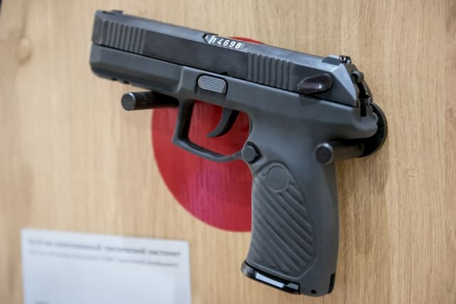 Udav(ウダヴ)|ロシア軍の次期主力拳銃