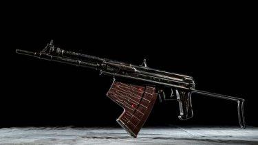 APS 水中銃|世界初の水中ライフル