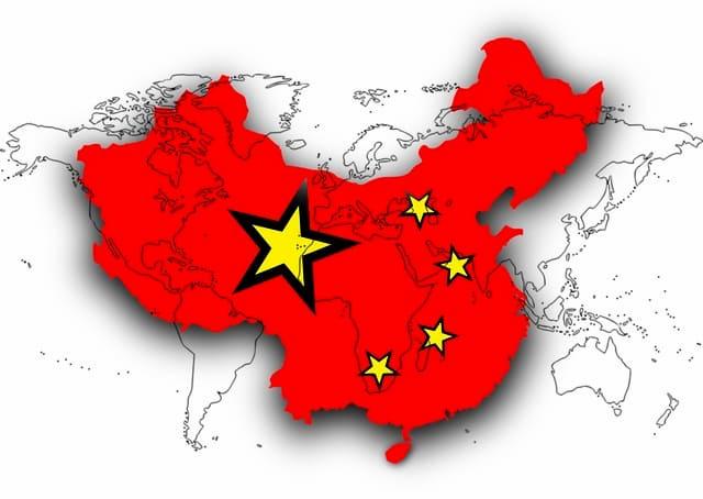 中国の同盟国・協力国