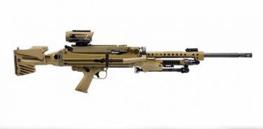 HK MG5 7.62mm機関銃はドイツ連邦軍の次期主力汎用機関銃です