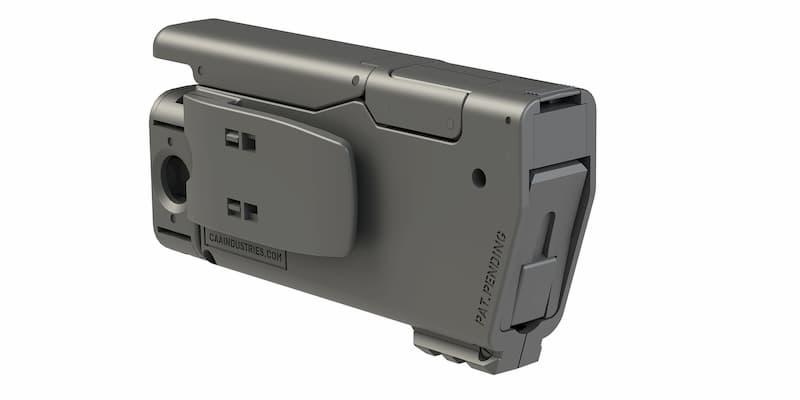 CAAの新しいGlock用ストックRobostock